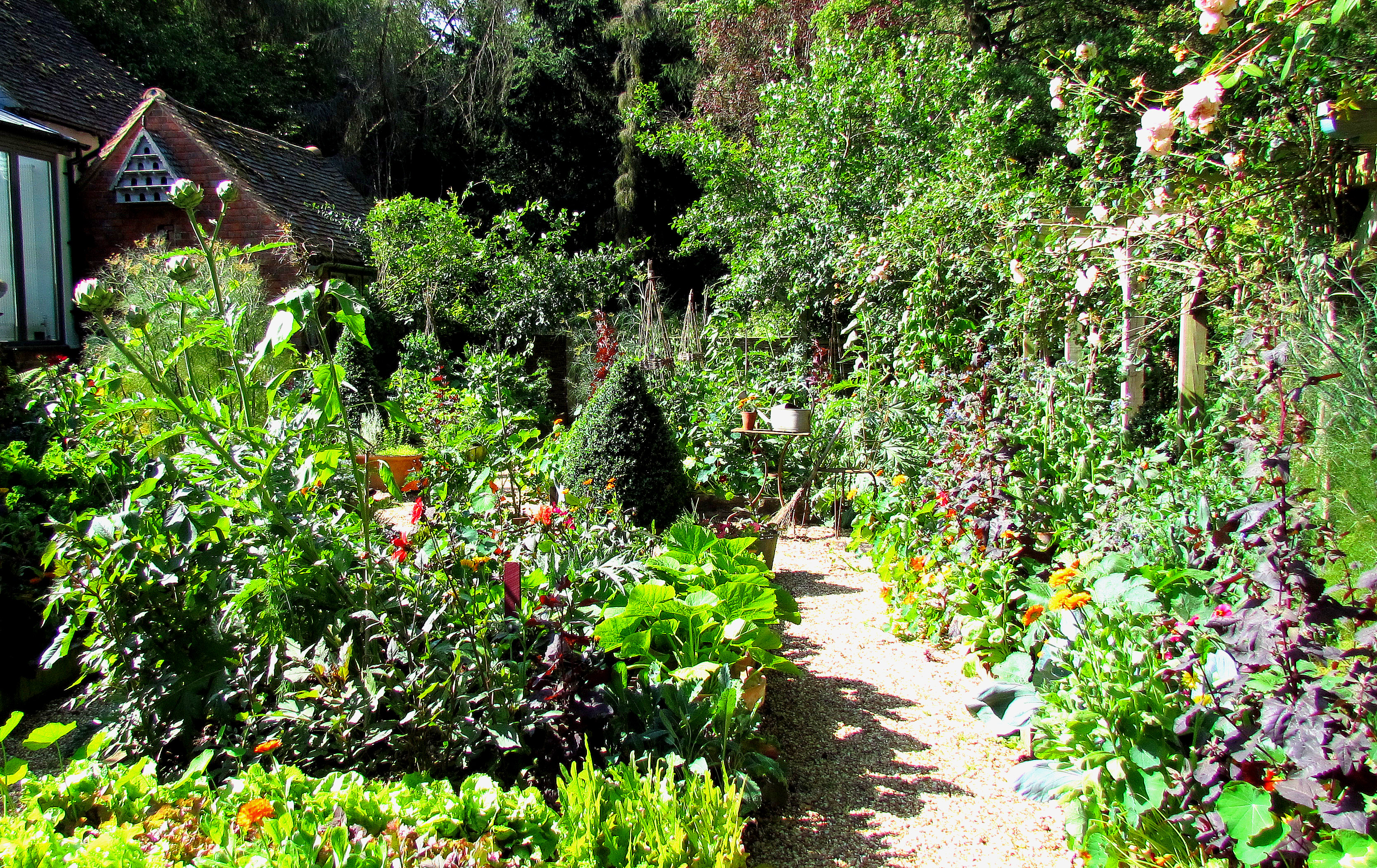 Garden Design School a case of garden envy? | california school of garden design